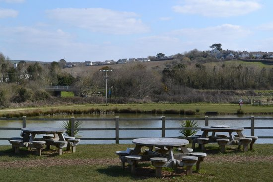 Bude, UK: The Weir