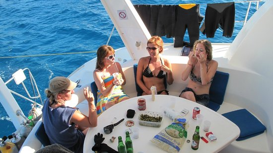 Caribbean Emerald Yacht Charter - Day Tours