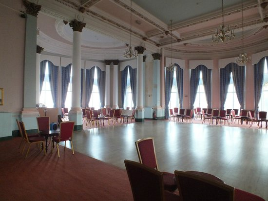 Britannia Grand Hotel Scarborough: The Ballroom