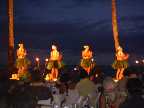 Sheraton Kauai Resort: Hula