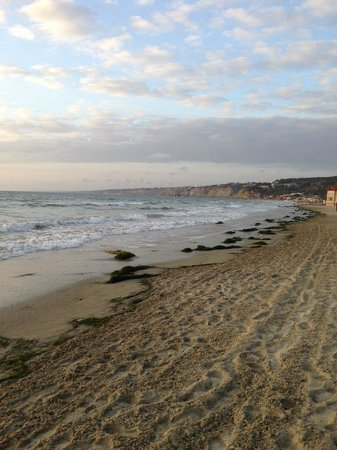 La Jolla Beach and Tennis Club : Near sunset 