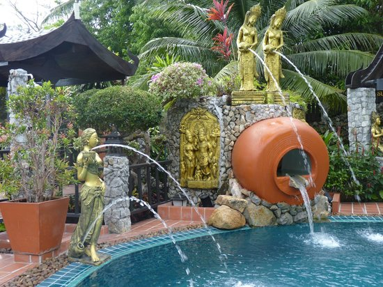 Boomerang Village Resort: piscine