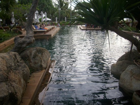 JW Marriott Phuket Resort & Spa: Nord-Pool