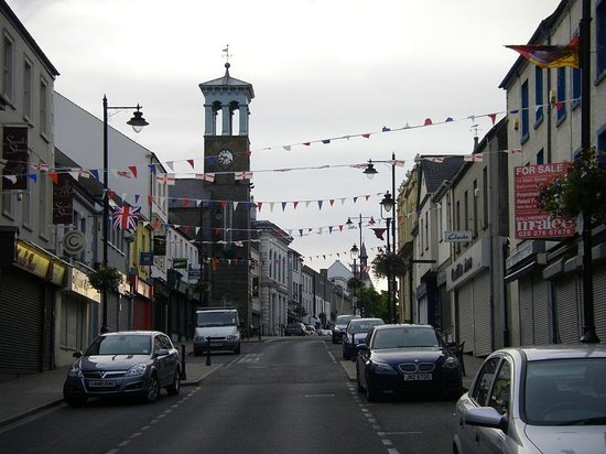 Ballymoney : chambres d'htes