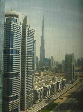 Chelsea Tower Hotel Apartments: Tallest building in the world Burj Khalifa