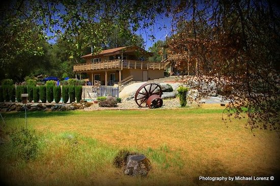 Mariposa, CA: Restful Nest Grounds