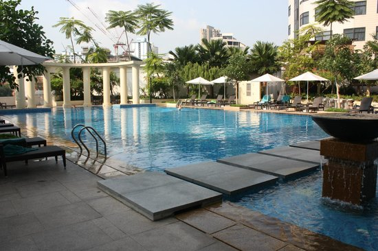 Park Hotel Clarke Quay: swimming pool
