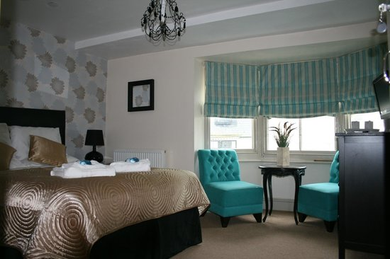 Grand Pier Guest House: Superior Double Room