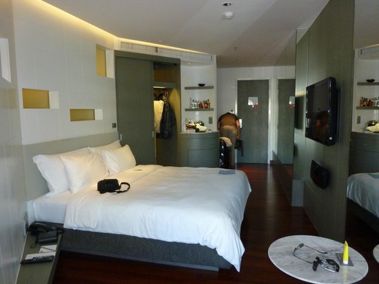 The LIT Bangkok: chambre