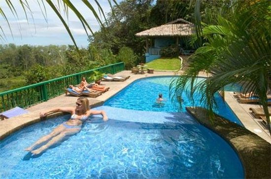 Playa Tortuga, Costa Rica: swimming pool