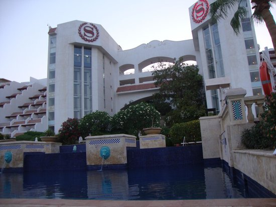 Sheraton Sharm Hotel, Resort, Villas & Spa : sheraton mind