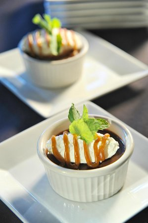 Chesterton, IN: Chocolate Pot de Creme