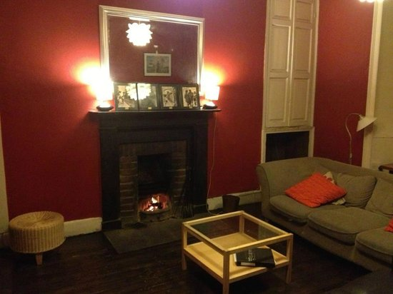 Kilkenny Tourist Hostel: Sitting room