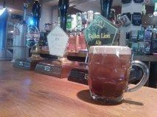 "Hartlepool, UK: ""Have a real ale in a proper glass"""