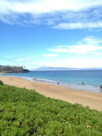 Royal Lahaina Resort: fabulous quiet beach