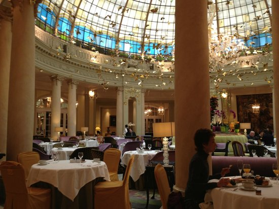 The Westin Palace Madrid: A good view of the dinning room