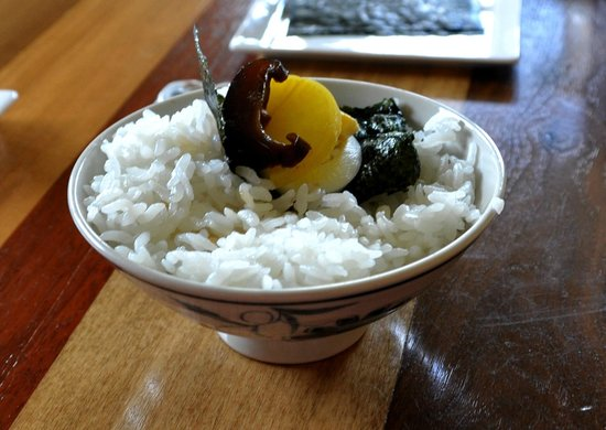Berkshires Shirakaba Guest House : Japanese Breakfast!