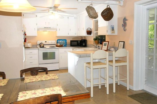 Seahorse Cottages: All the comforts of home