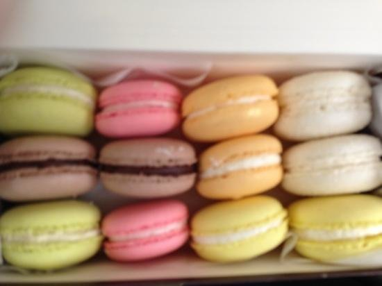 North Fort Myers, FL: macaroons love this ym