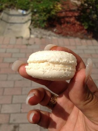 North Fort Myers, FL: vanilla macaroons