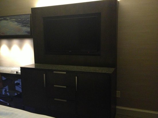 Hyatt Chicago Magnificent Mile: TV in the romo