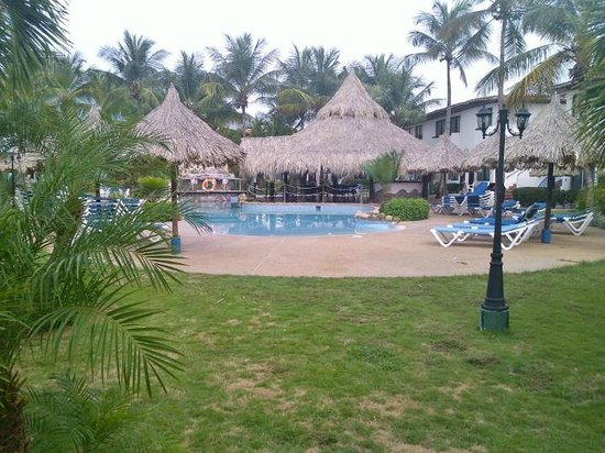 Isla Caribe Beach Hotel: area real