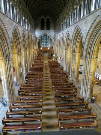 Dunblane Cathedral interior