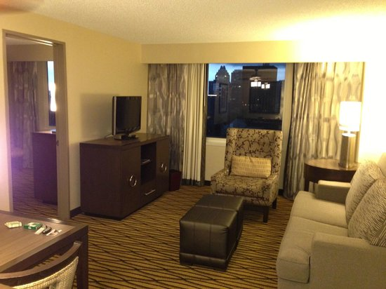 DoubleTree Suites by Hilton - Austin: Sitting area
