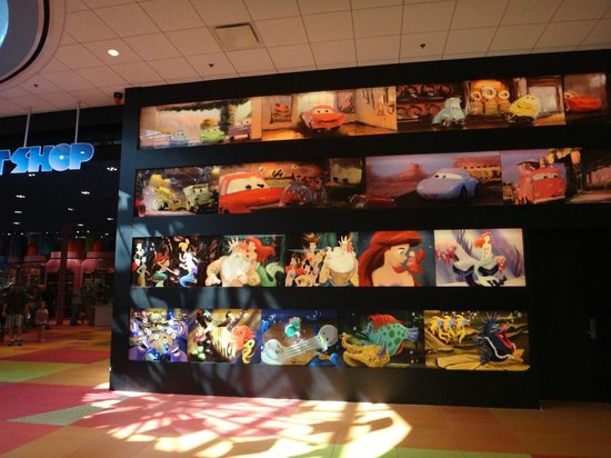 Disney&#39;s Art of Animation Resort: More of the lovely artwork