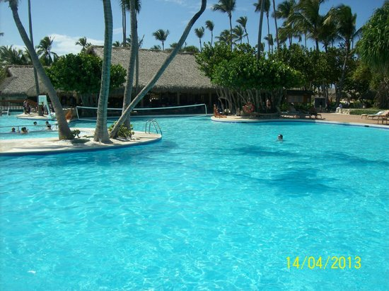 Iberostar Bavaro: piscina