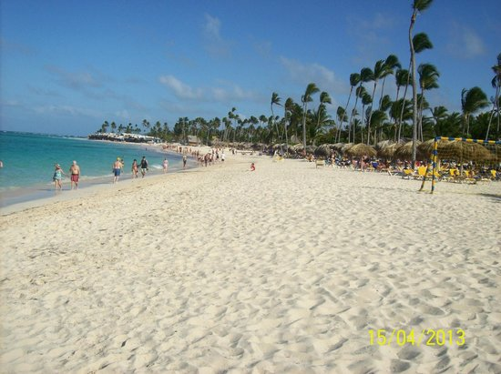 Iberostar Bavaro: playa