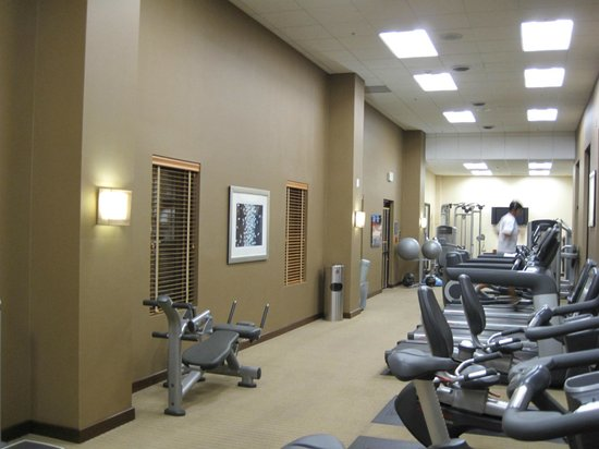 Grand Hyatt Denver Downtown: Fitness center