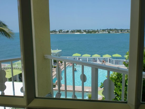 Ocean Key Resort & Spa: Harbor from the balcony !!!!!!!