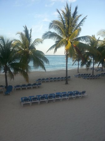 ClubHotel Riu Ocho Rios: Beautiful private beach area