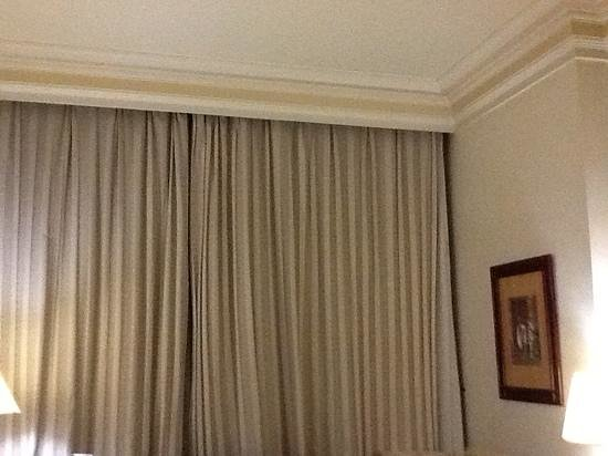Le Royal Mansour Meridien : curtains
