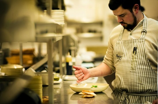 The Listel Vancouver: Chef Chris Whittaker