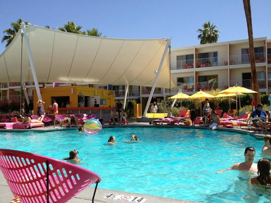The Saguaro Palm Springs, a Joie de Vivre Hotel: pool