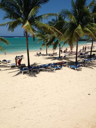 ClubHotel Riu Ocho Rios: Beautiful beach