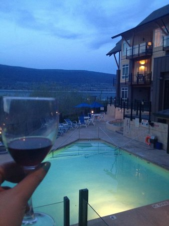 Summerland, Canada: Doesn't get much better