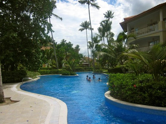 Majestic Elegance Punta Cana: One of the pools