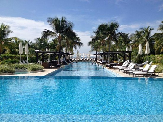 JW Marriott Panama Golf &amp; Beach Resort: Piscinas