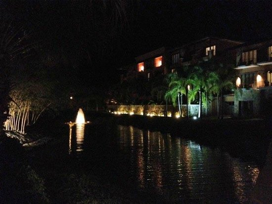 JW Marriott Panama Golf &amp; Beach Resort: Vista nocturna