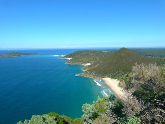 Shoal Bay, Australia: Zenith to Fingal
