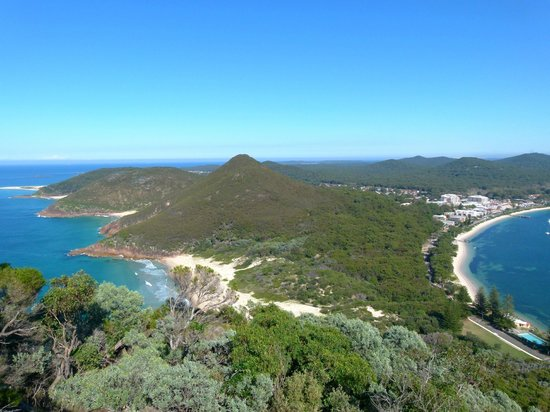Shoal Bay, Australien: Home of Bays