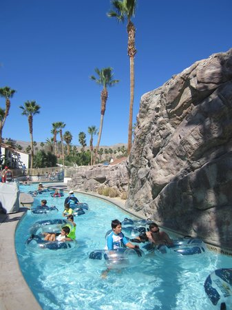 Rancho Las Palmas Resort &amp; Spa: Lazy River