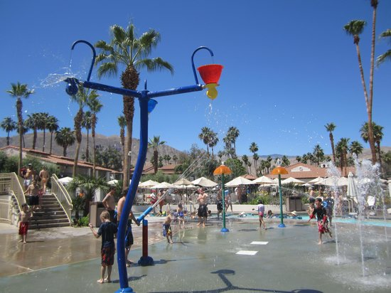 Rancho Mirage, Калифорния: Splashtopia