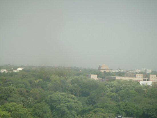 Le Meridien New Delhi: View from Room