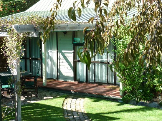 Aoraki Lodge: The two end rooms 3 and 4