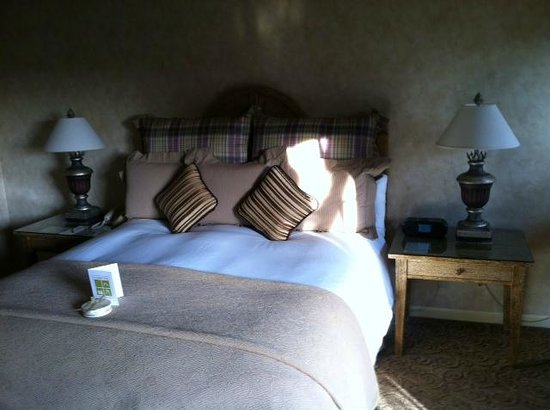Vintners Inn: Bed