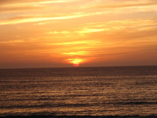 La Jolla Shores Hotel: Sunset